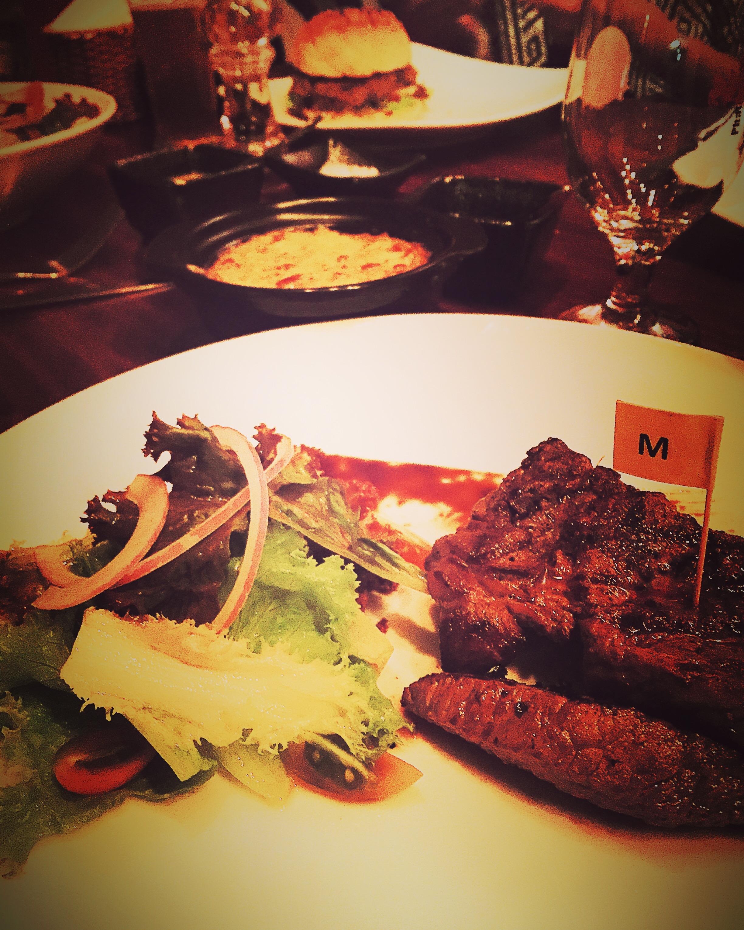 Steak at B3 Nguyen Hue