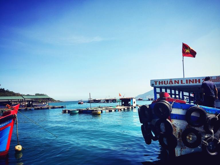 Fishing Village in Nha Trang